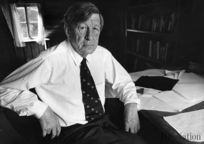W. H. Auden: Tell me the truth about love!