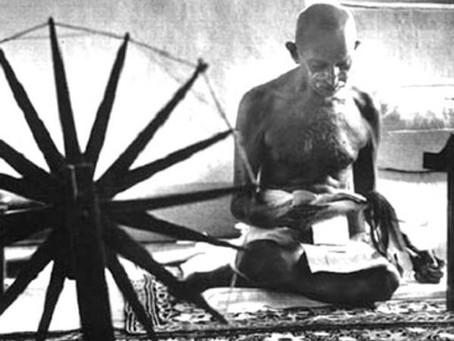 Abhivyakti #2 मोहन और महात्मा