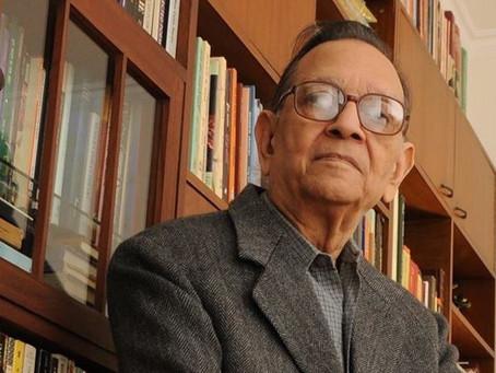 Kunwar Narayan's Informed Serenity