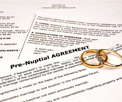 pre-nuptial_agreement_Maryland