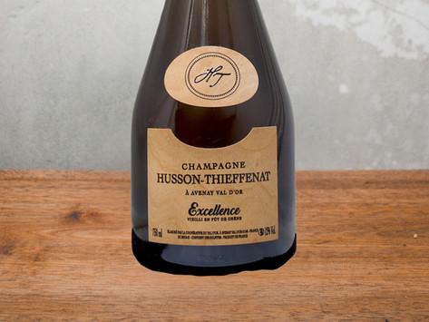 Du nouveau chez Champagne Husson-Thieffenat ?
