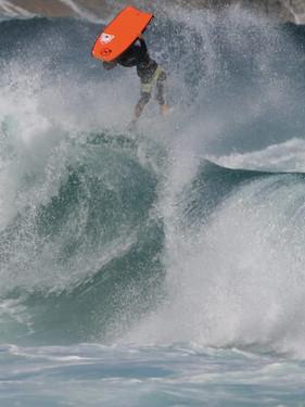 Cabofriense é considerado um dos maiores bodyboarders do Brasil