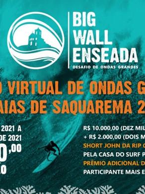 Big Wall Enseada começa neste domingo (18)