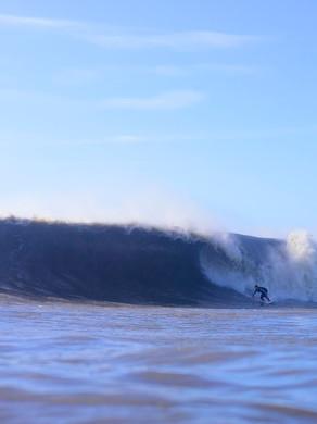 Santa Catarina também recebe grande swell
