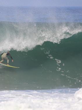 """""""Sempre tive bons resultados em ondas mais fortes"""" - Guilherme Herdy fala com o Cutback"""