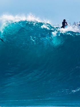 """""""Achei que fosse morrer ou ficar paralítico"""" - Stephan Figueiredo conta o seu maior perrengue no mar"""
