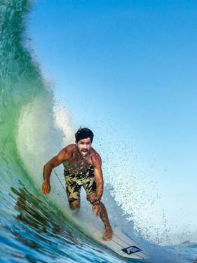 """""""Sempre viajei bastante para o Havaí e ficava mais tempo"""" - Bernardo Pigmeu conversa com o Cutback"""