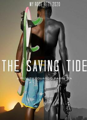 Produtora faz documentário sobre como o surf pode salvar vidas na favela