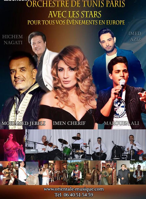 Orchestre tunisien- orchestre oriental.j