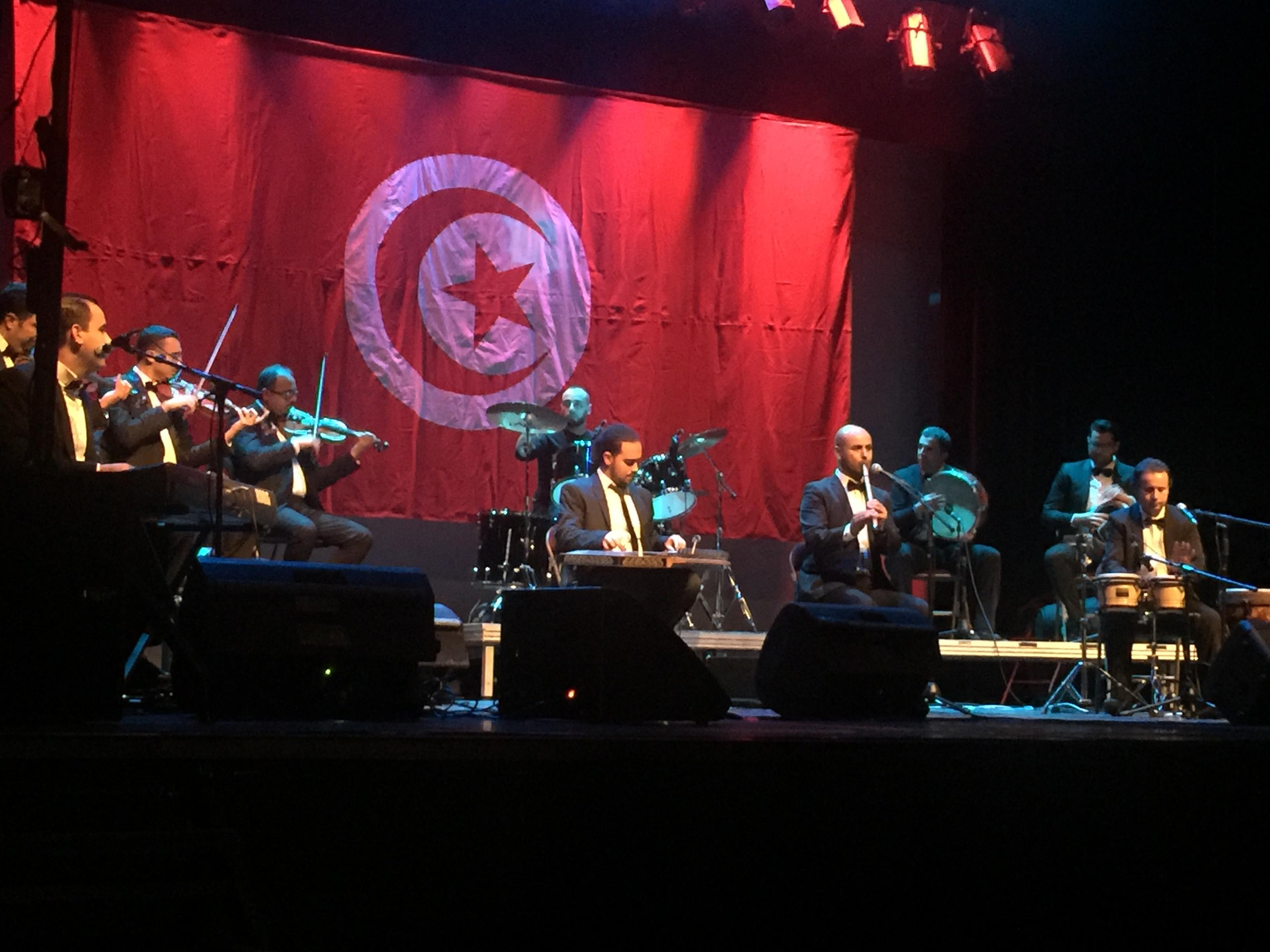 Orchestre tunisien & DJ