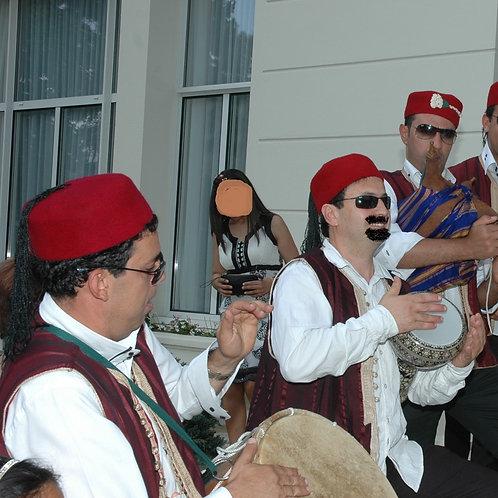 Groupe folklorique tunisien Paris