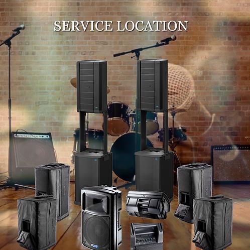 Location de sonorisation