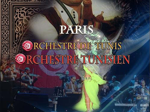 Orchestre tunisien Paris