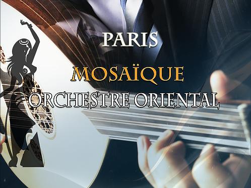 Orchestre oriental à Paris