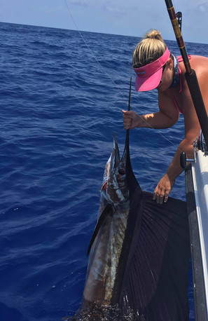 Blue Water Girl Charters
