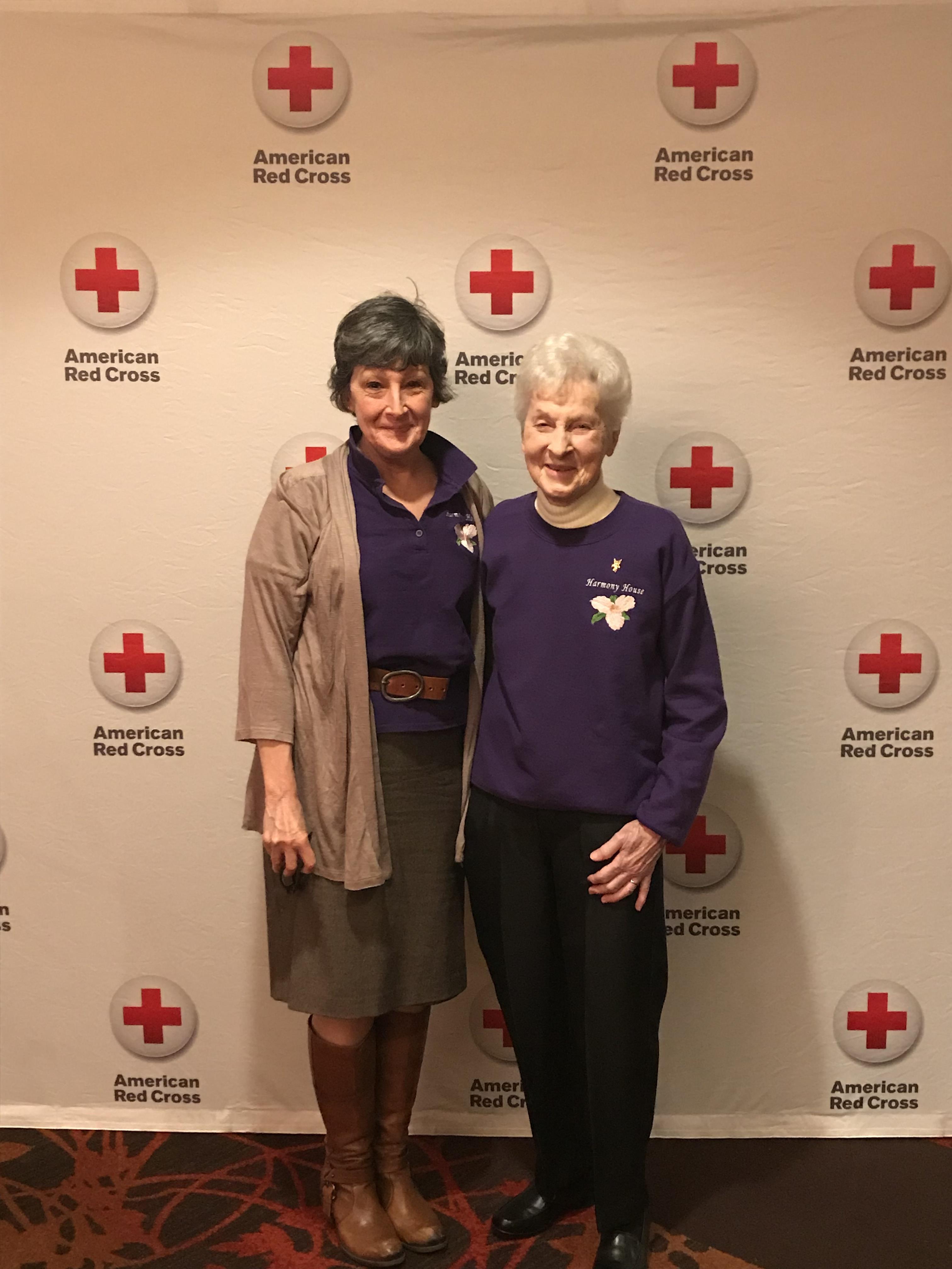 Red Cross Awards Breakfast
