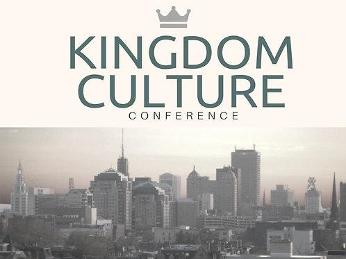 2018 Kingdom Culture Conference
