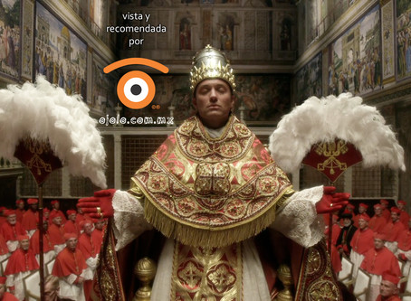 serie: the young pope