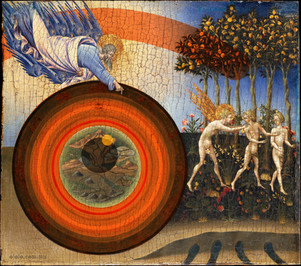 the creation of the eye and the expulsion from paradise