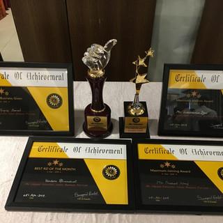 Peformance awards