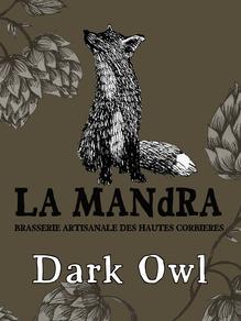 DARK OWL 4.8% ABV   28 IBU