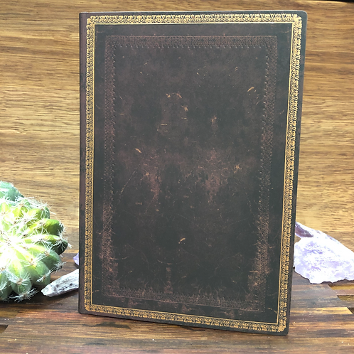 Rustic Flexible Journal