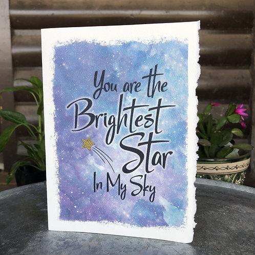 Brightest Star In My Sky