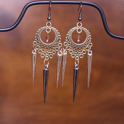 Dreamer Pointed Earrings