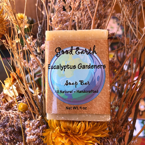 Eucalyptus Gardeners Soap