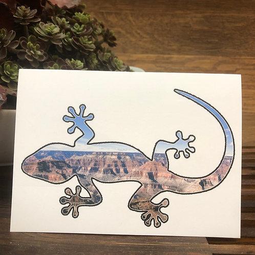 Gran Canyon Gecko