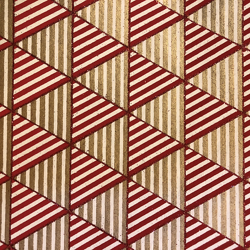 Candy Cane 8.5x11 Paper