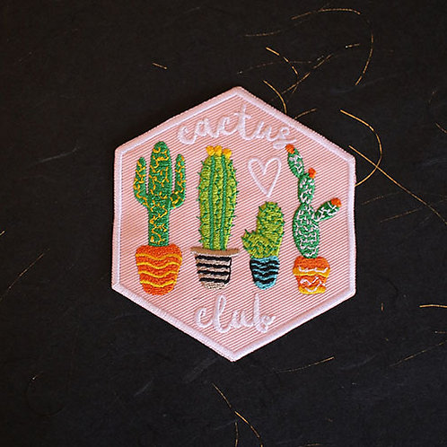 Cactus Club Patch