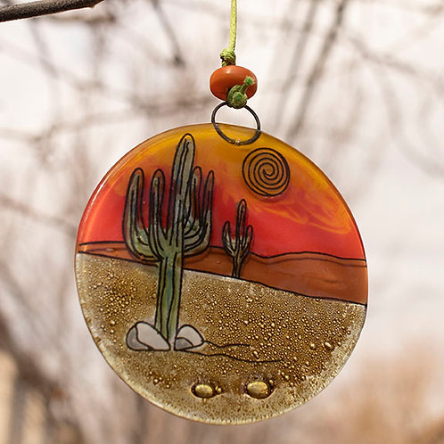 Arizona Sunset Ornament