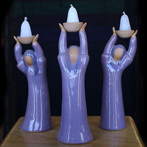 Purple Light Bearers