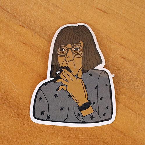 Smok 'em TownZero Sticker