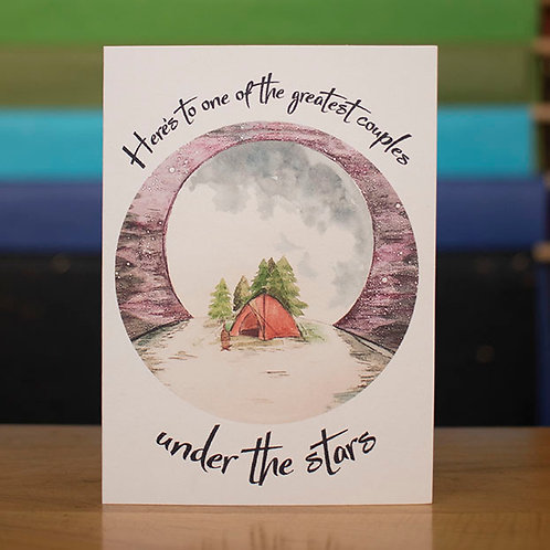 To One Of The Greatest Couples Under The Stars