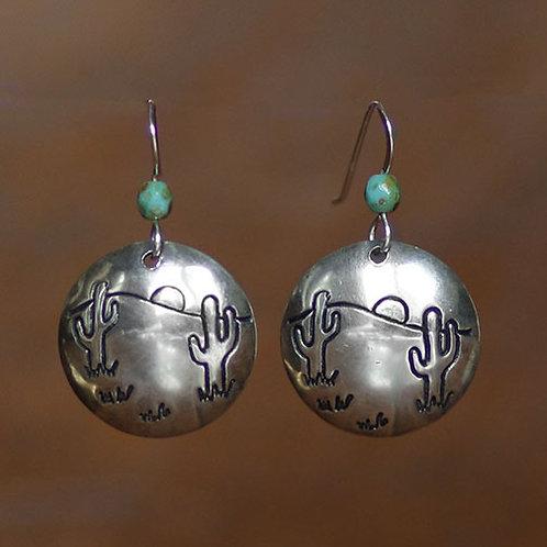 Sonoran Desert Earrings