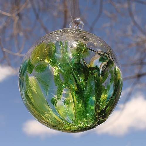 Green Witch Ball