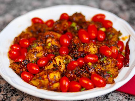 Chicken in Tamarind Sauce