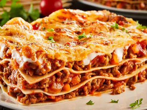 My Home's Italian Menu