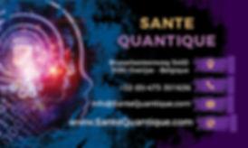Coordonées de Santé Quantique
