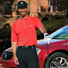 Tiger Woods for Buick