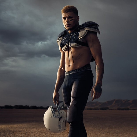 Tyrann Mathieu for Men's Journal