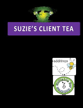 Suzie's Client Tea