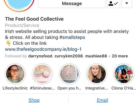 New Stockist Alert! The Feel Good Collective