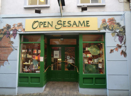 New Stockist Alert! Open Sesame in both Ennis and Gort Stores!