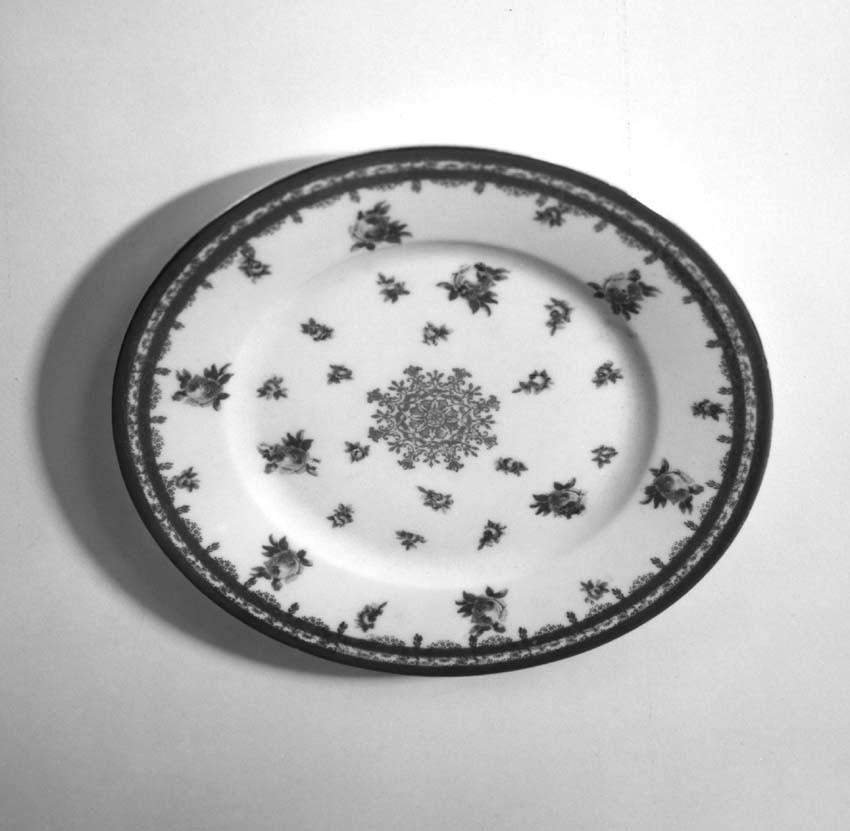 Great Aunt Florrie's plate