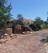 mapungubwe national park confluence ruins