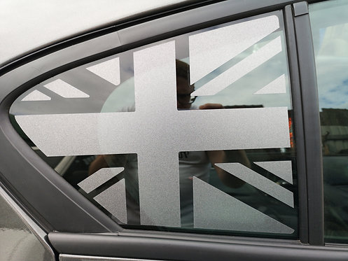 MK4 Focus Rear Window Decals