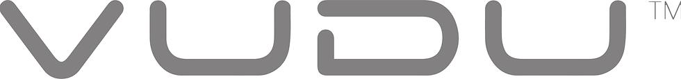 VUDU Text Logo Decal